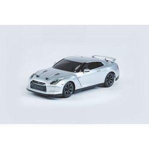 14   Achat / Vente MODELISME TERRESTRE Nissan GT R R35 Grise 1/14
