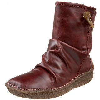 Groundhog Womens Shelly Boot,Rosewood,35 EU (US Womens 5 M) Shoes