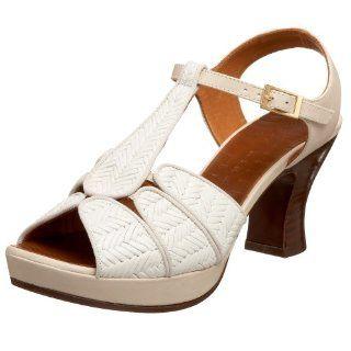 Platform Sandal,Trenza Blanco/Nami Leche,35 EU (US Womens 5 M) Shoes