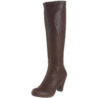 Coclico Womens Fay High Boot,Buffalo BlackBerry,35 EU(5 M US) Shoes