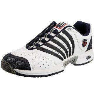 K SWISS Ascendor SLT Leather Mens Tennis Shoes Shoes