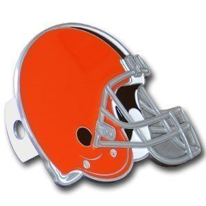 Cleveland Browns Large Logo Only Hitch Cover   NFL