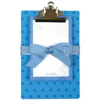 Zeta Phi Beta Mini Clip Boards: Clothing