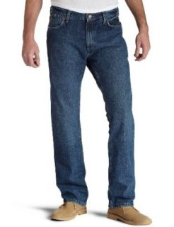Nautica Jeans Mens Straight Leg Jean, Clear Blue, 30x32