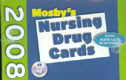 Mosby`s 2008 Nursing Drug Cards