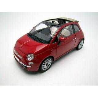 NOREV 1/18 FIAT 500 CC Decouvrable   Achat / Vente MODELE REDUIT