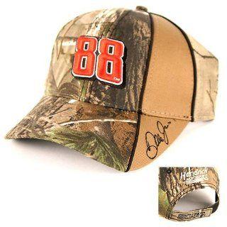 Dale Earnhardt Jr. #88 Camoflauge Baseball Cap Ballcap Hat