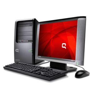 Compaq Presario SR5104FR m + écran plat 19   Achat / Vente UNITE