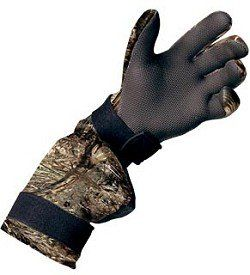Primos Mossy Oak Duck Blind Neoprene Gloves: Sports