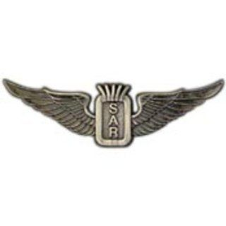 U.S. Air Force Search & Rescue Wings Pin 1 3/8 Sports