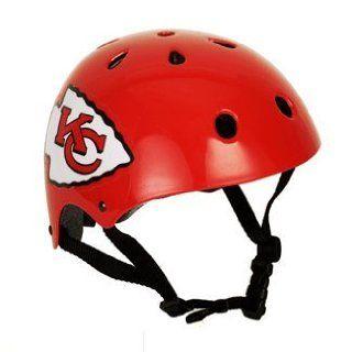 Kansas City Chiefs Multi Sport Helmet