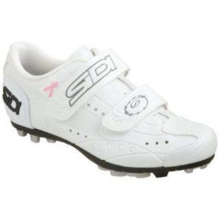 Sidi Vigo Spin Shoe   Womens White, 40.5 Shoes