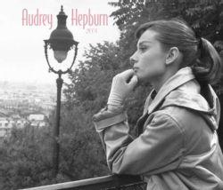 Audrey Hepburn 2008 Faces Calendar