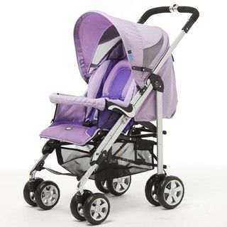 Zooper 2011 Bolero Stroller in Butterfly Purple