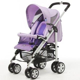 Zooper 2011 Bolero Stroller in Butterfly Purple