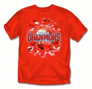 MLB Unisex Adult St. Louis Cardinals 2011 World Series