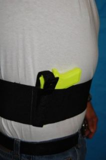 Belly Belt Holster, Size Med/large 34 to 40  , Law