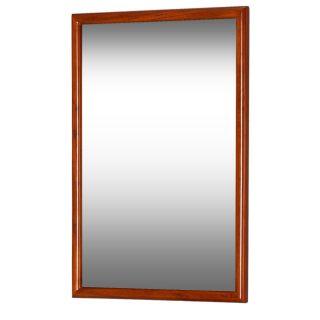 DreamLine Framed Maple Bathroom Mirror Today $99.99 Sale $89.99 Save