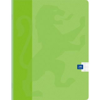 OXFORD Cahier 140 Pages 17x22cm VERT   Achat / Vente CAHIER OXFORD