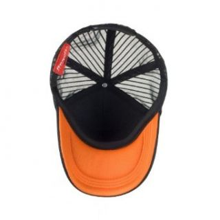 Result Unisex Headwear Padded Mesh Baseball Cap (One Size