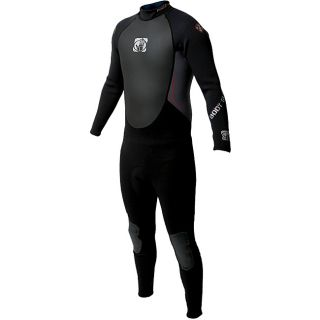 Body Glove Mens 3/2 Pro 3 Black Full Wetsuit (2011)