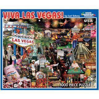 Viva Las Vegas 1000 piece Jigsaw Puzzle Today $16.99