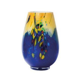 Lampe en pâte de verre gamme ULYSSE modèle STYX hauteur 25 cm Chaque