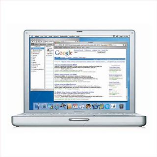 Apple M9426LLA iBook G4 1.0GHz Laptop Computer (Refurbished