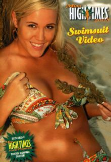 Miss High Times 2008  Swimsuit Video (DVD)