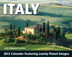 Featuring Lonely Planet Images 2012 Calendar (Mixed media product