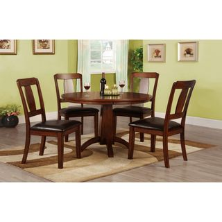 Martine Antique Dark Oak Dining Table