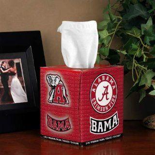 Alabama Crimson Tide Premium 2 Ply Facial Tissue Sports