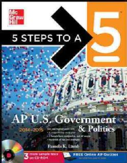Ap Us Government and Politics 2014 2015 Today $22.29