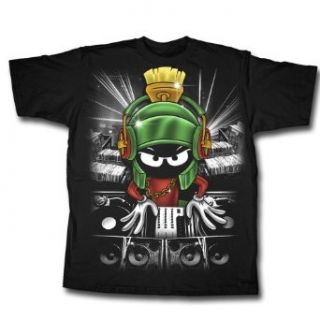Looney Tunes Marvin the Martian Beats Mens T Shirt, XX