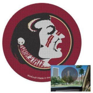Florida State Seminoles Official Logo Perforated Window
