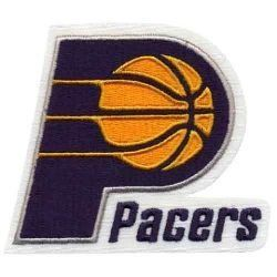 Indiana Pacers Logo Patch Sports & Outdoors