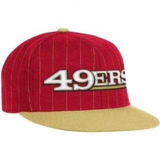 NFL San Francisco 49ers End Zone Flat Visor Flex Hat