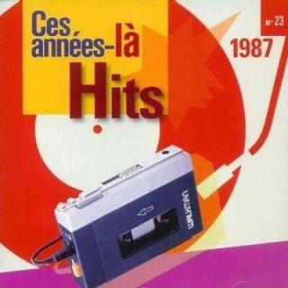 CES ANNEES LA N° 23   Achat CD COMPILATION pas cher