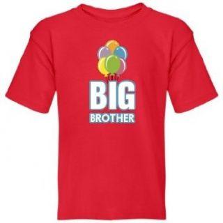 Big Brother Balloon Tee Custom Toddler Gildan Ultra