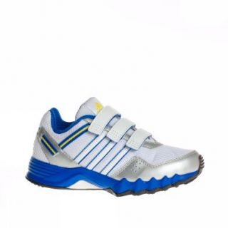 Adidas Trainers Shoes Kids Adifaito Cf K Runwht Satel White Shoes