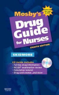 Drug Guide for Nurses With 2010 Update (PACKAGE)