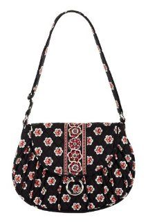 Vera Bradley Saddle Up Bag In Pirouette Purse Shoes