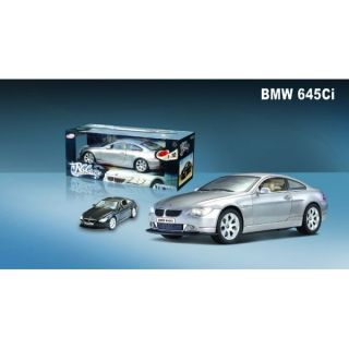 24 Argent   Achat / Vente RADIOCOMMANDE TERRESTRE BMW 645Ci 1/24