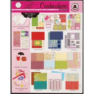 off the Press Personal Shopper July 2010 Cardmakers