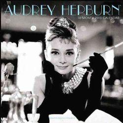 Audrey Hepburn 2010 Calendar