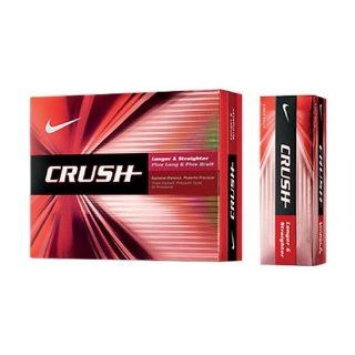 Nike Golf Crush Golf Balls: Sports & Outdoors
