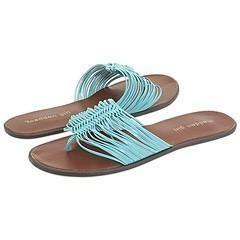 Madden Girl Dandye Turquoise Paris Sandals