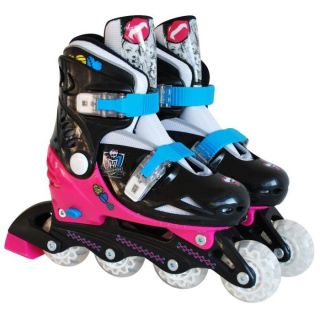 Patins en Ligne Ajustables   Monster High 30 33   Achat / Vente PATIN