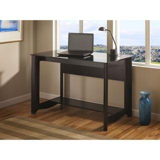 Bush Aero Black Desk