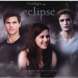 The Twilight Saga Eclipse 2011 Wall Calendar
